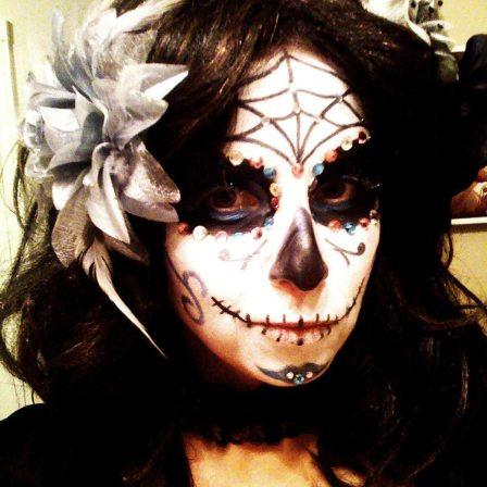 Sugar Skull Nyree