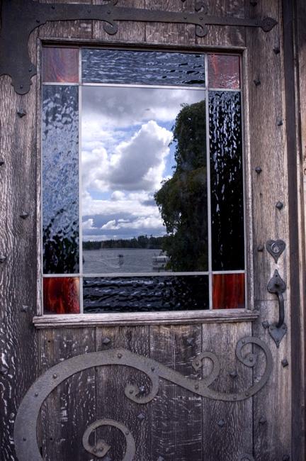 door-view