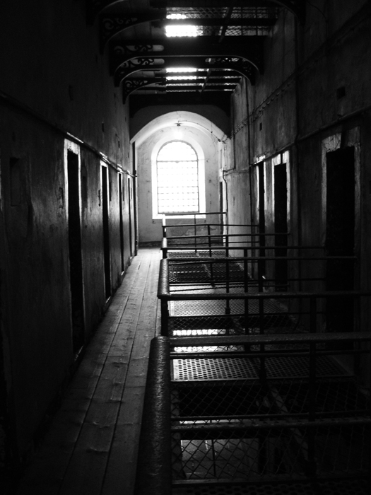 Shot in Ireland at Kilmainham Gaol.