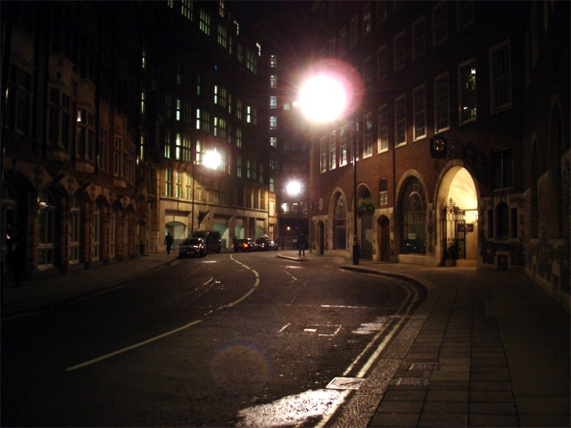 Marsham Street, London England